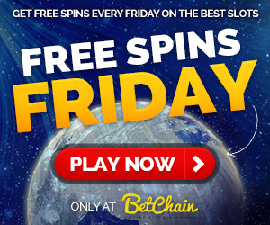 BetChain Free Spins Friday